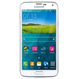 三星 Galaxy S5 G9008V 4G手机(闪耀白)TD-LTE/TD-SCDMA/GSM